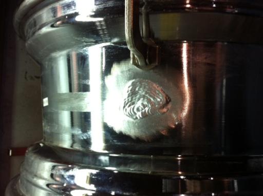 aluminum welding wheels