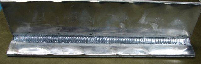 how to clean stainless steel welds