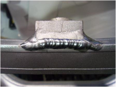 aluminum weld repair