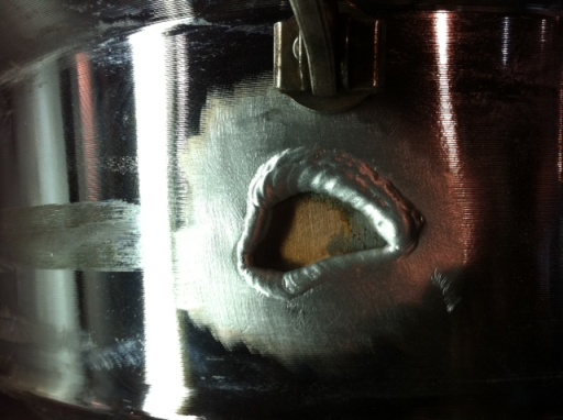 aluminium wheel repair weld