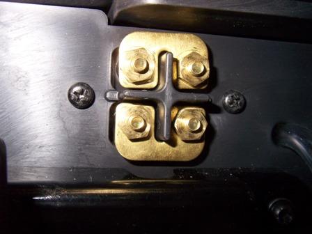changing polarity hobart trek 180 mig welder
