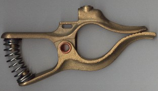 mig welding ground clamp