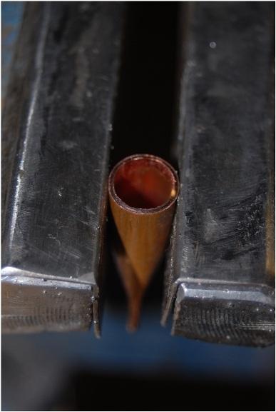 gas tungsten arc electrode holder