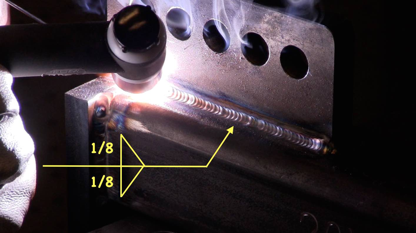 A Loook At Welding Symbols On A Load Leveler