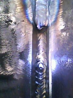 tig weld pipe