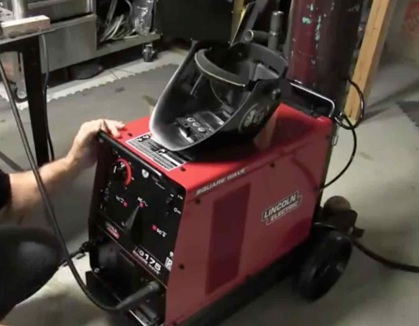 Tig welding 4130 steel - Amperage For Manual Pulse Tig Welding