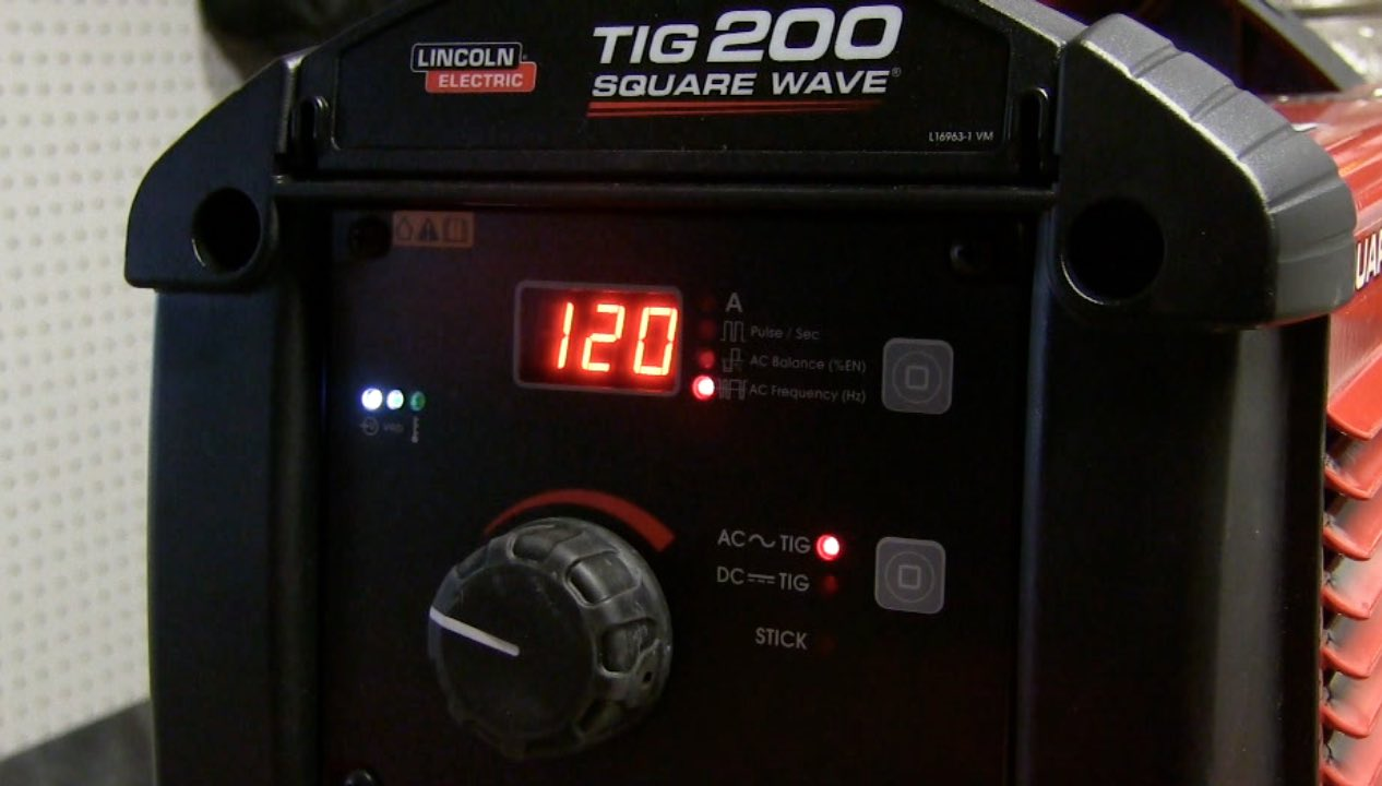 Review Of Affordable Tig Welders Part 2 Lincoln Stick Welder Square Wave 200