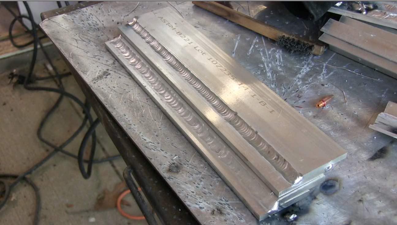 Welding Aluminum With Mig Vs Tig