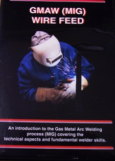 mig welding video dvd