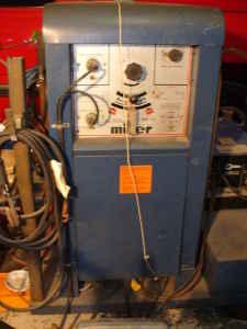 old as balls miller tig welder
