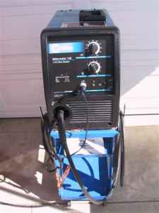 Lincoln Electric Mig Welder >> Lincoln Power Mig 140 and 180 welder comparison