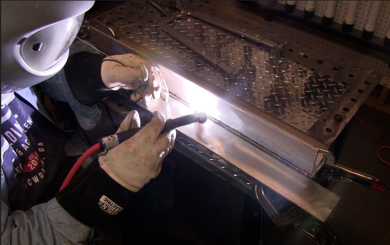 Stainless Steel Welding Tips
