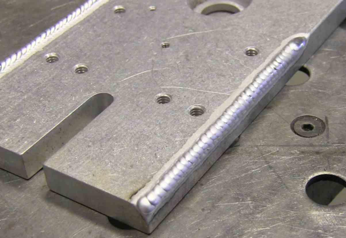Tig welding 4130 steel - Tig Welding For Machinists