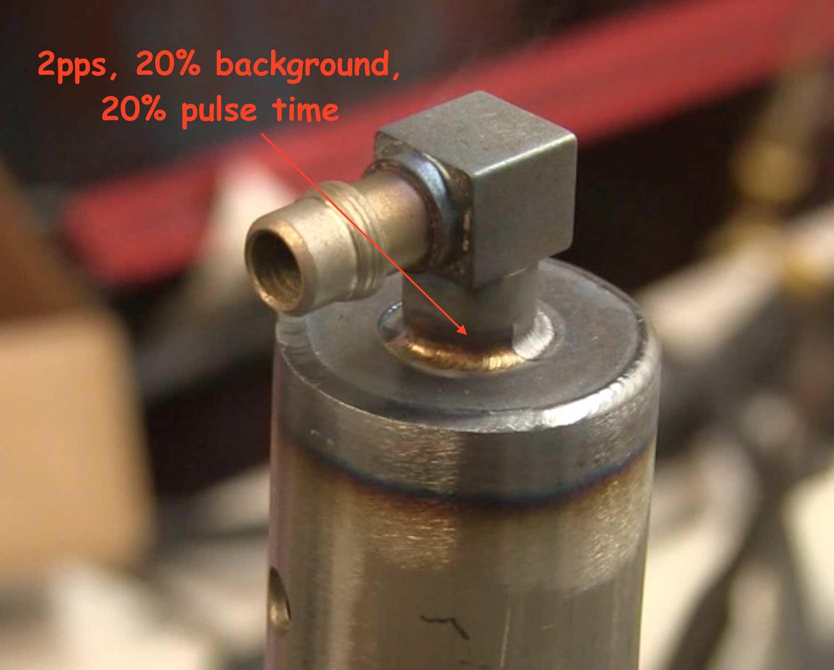 Tig welding 4130 steel - An Error Occurred