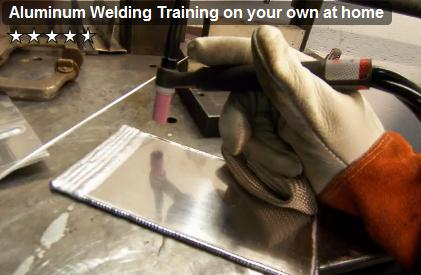 Aluminum Welding Training On Your Own Just You And Your