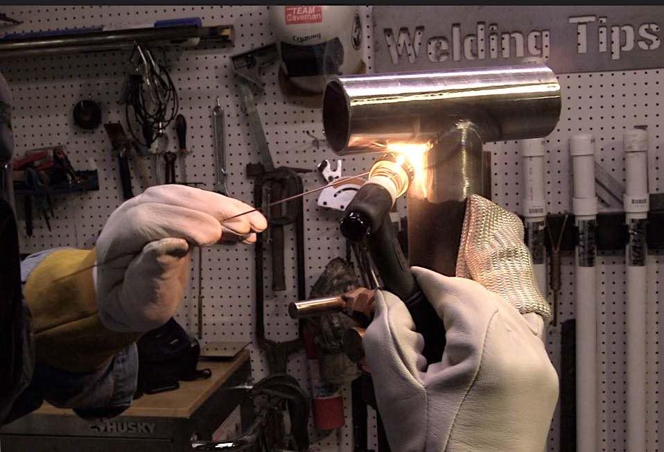 Tig Welding 4130 Tubing