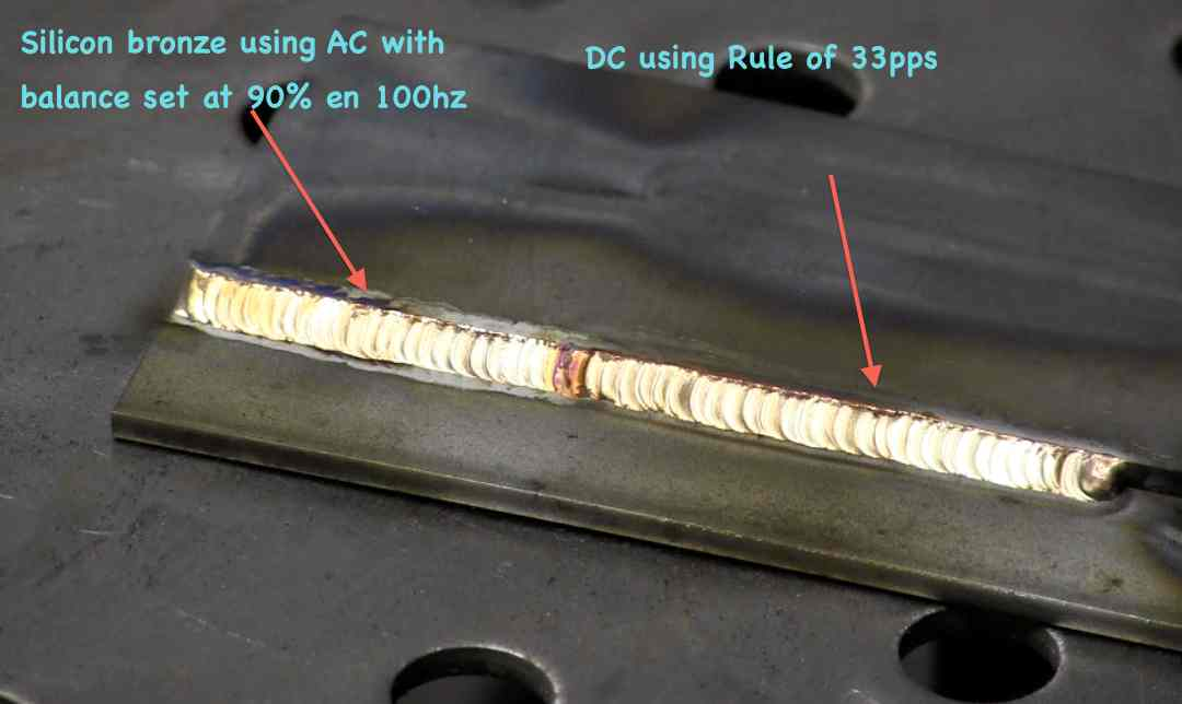 Tig Welding Brazing With Silicon Bronze