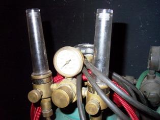 dual flowmeter