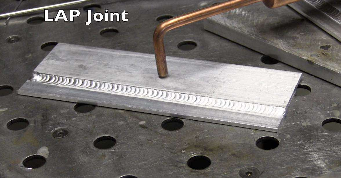 How To Weld Aluminum Lap Joints