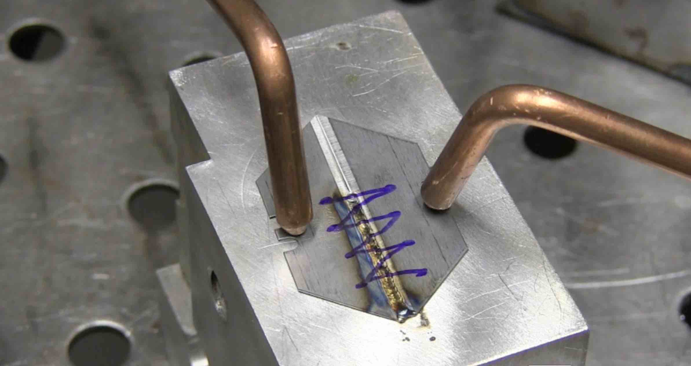 Welding Distortion Tips