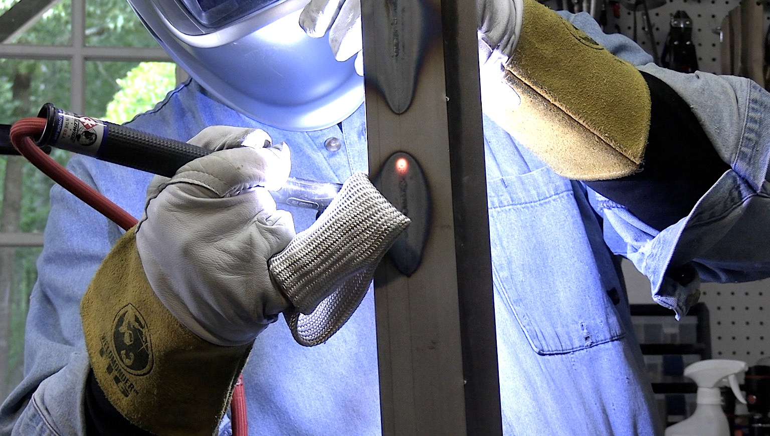 tig finger heat shield