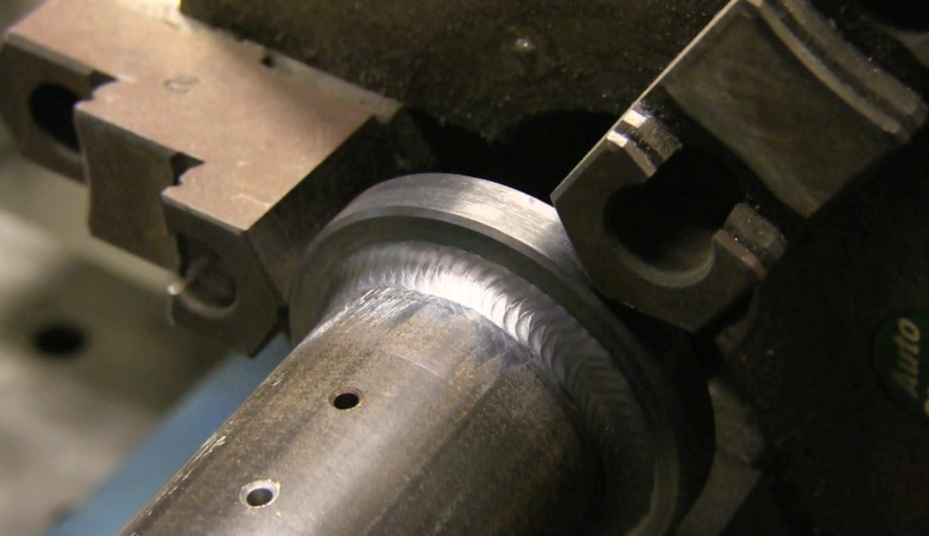ahp alphatig carbon steel weld
