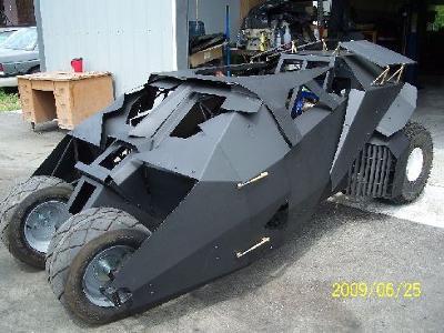 The T-kart