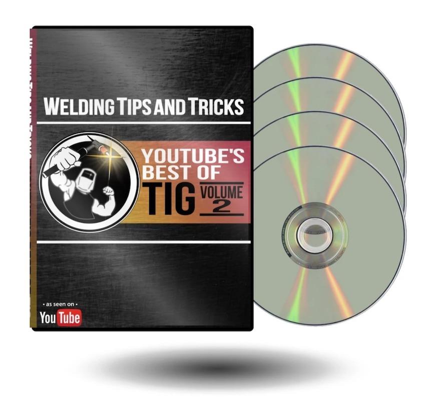 TIG Welding DVDs