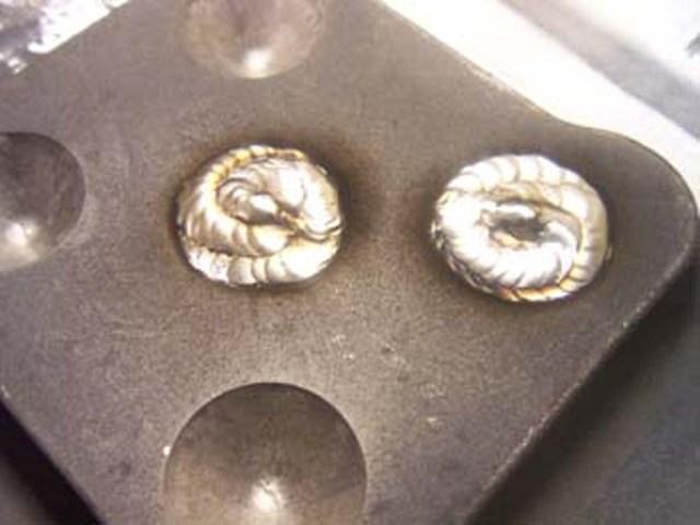 inconel tig weld test