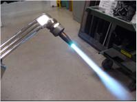 using cutting torch neutral flame