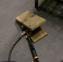 diy tig welding foot switch