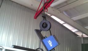universal wire feeder