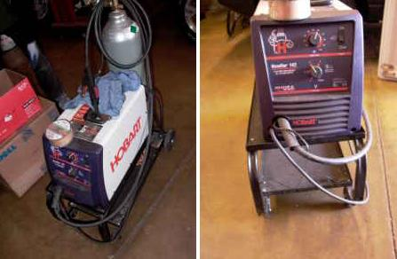 Which Hobart Mig Welder Should I ask to the dance?