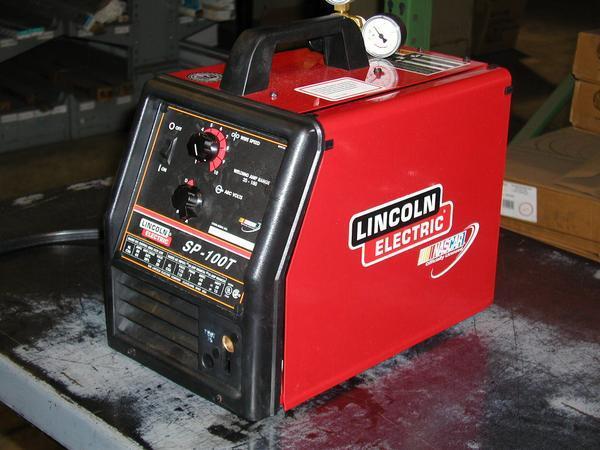 Lincoln Mig Welder