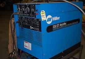 Miller Tig Welder Aircrafter 330st