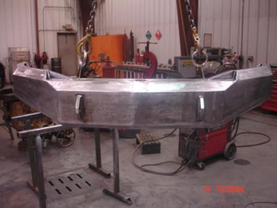 welding bumper