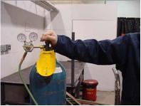 oxy fuel welding equipment
