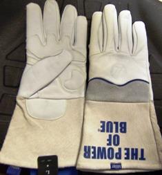 miller tig welding gloves