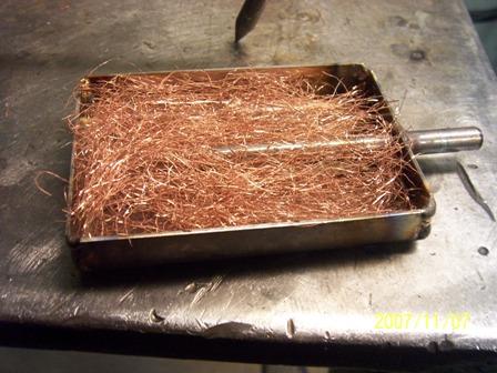 gas shielding purge box how to make one