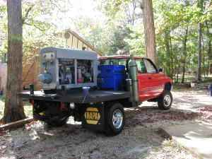 Pipeline Welding Trucks >> Welding Rig Photos - Portable Welding Rigs that Give you Wood
