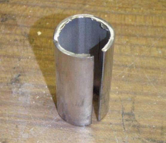 stainless steel tubing insert