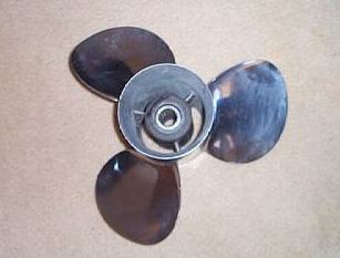 tig welding aluminum boat propellor