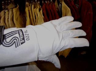 steiner tig welding gloves