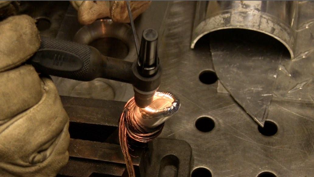 Tig Welding Aluminum Intake Manifold