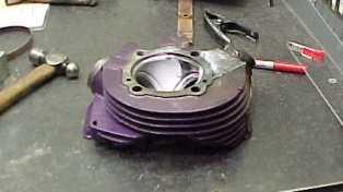 mig welding cast iron