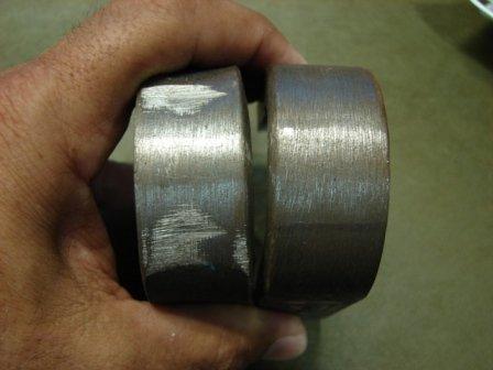 bend test for welding certification