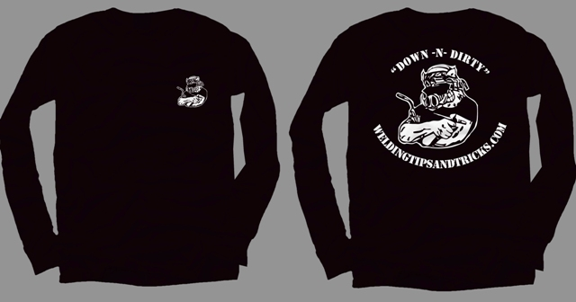 welding shirt long sleeve