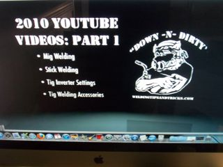 welding dvd